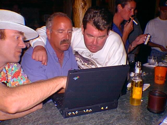 Showed Everyone At The Bar